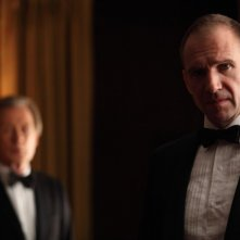Bill Nighy e Ralph Fiennes in un'immagine di Page Eight