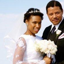 Il matrimonio di Jennifer Hudson e Terrence Howard in Winnie