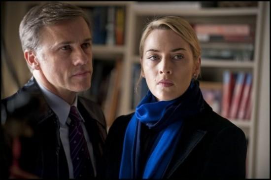 Kate Winslet E Christoph Waltz Appaiono Preoccupati In Una Scena Di Carnage 211836