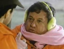Paolo Villaggio ne I pompieri 2 - Missione eroica