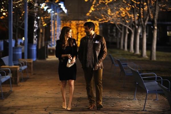 Passeggiata Romantica Tra Kate Mara E Oscar Isaac In Ten Year 211865