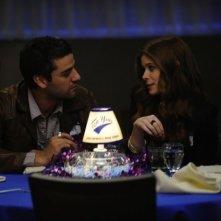 Romantico tete a tete tra Kate Mara e Oscar Isaac in Ten Year