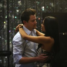 Rosario Dawson e Channing Tatum ballano teneramente in Ten Year