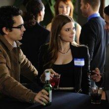 Una simpatica scena di Ten Year che vede coinvolti Kate Mara e Justin Long