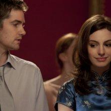 Jim Sturgess e Anne Hathaway sono i protagonisti del romantico One Day