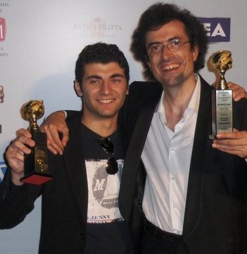 John Real E Marco Werba Ai Globi D Oro 2011 212040