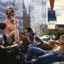 Kelly Jo Minter, Danny Hassel, Joe Seely ed Erika Anderson in Nightmare 5.
