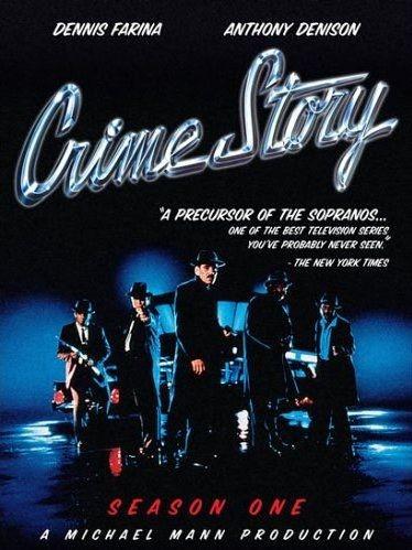 La Locandina Di Crime Story 211996