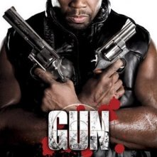 La locandina di Gun