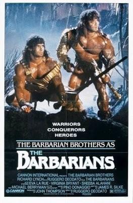 La Locandina Di The Barbarians 212037
