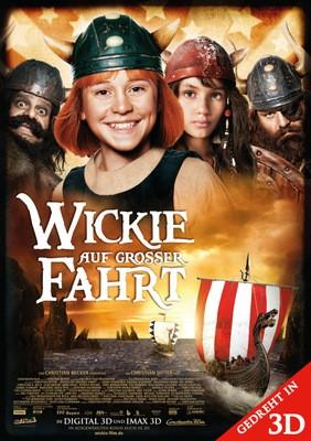 La Locandina Di Wickie Auf Grosser Fahrt 212036