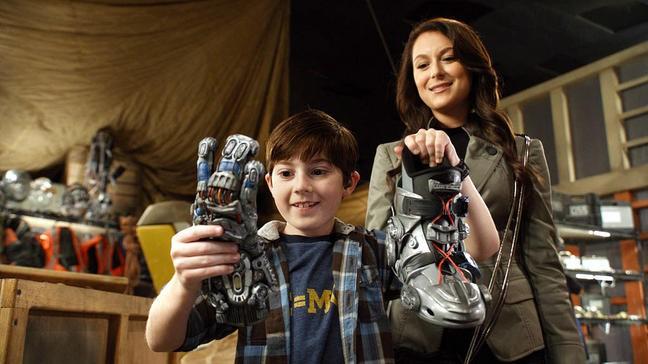 Mason Cook E Alexa Vega In Spy Kids All The Time In The World 212019