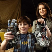 Mason Cook e Alexa Vega in Spy Kids: All the Time in the World