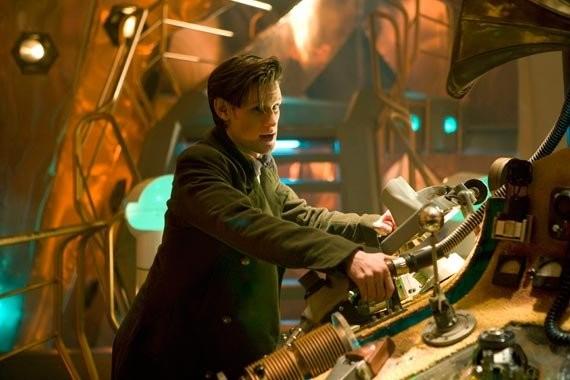 Matt Smith Nell Episodio Let S Kill Hitler Di Doctor Who 212050