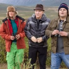 Prima immagine ufficiale di Steve Martin, Jack Black e Owen Wilson in The Big Year