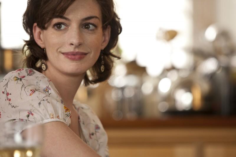 Primo Piano Di Anne Hathaway In Una Scena Di One Day 211992