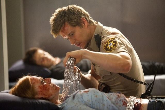Ryan Kwanten E Deborah Ann Woll Nell Episodio Spellbound Di True Blood 212013