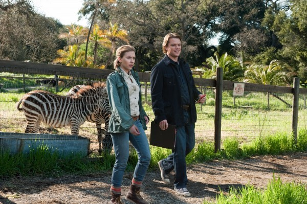 Scarlett Johansson E Matt Damon In Un Immagine Di We Bought A Zoo 211951