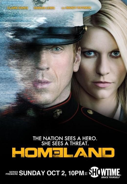 La Locandina Di Homeland 212118