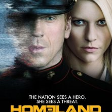 La locandina di Homeland