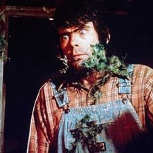 Stephen King in una scena di Creepshow di George A. Romero