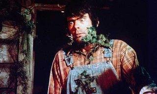 Stephen King in una scena di Creepshow di George A. Romero