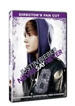 La Copertina Di Justin Bieber Never Say Never Director S Fan Cut Dvd 212159