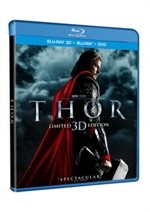 La Copertina Di Thor Limited 3D Edition Blu Ray 212153