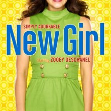 Nuovo poster della comedy series New Girl, con Zooey Deschanel