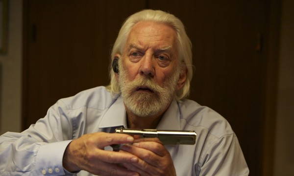 Donald Sutherland In Una Scena Di The Mechanic 212225