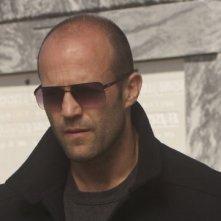 Jason Statham in una sequenza del film Professione assassino - The Mechanic