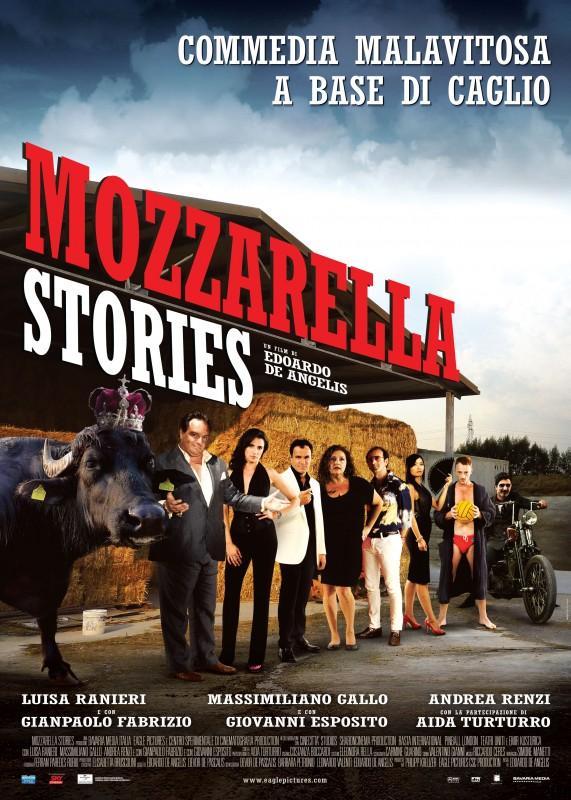 Locandina Di Mozzarella Stories 212308