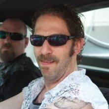 Tim Blake Nelson con Pruitt Taylor Vince in una scena de Le regole della truffa