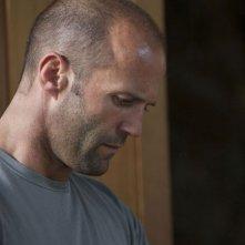 Un bel primo piano di Jason Statham in Professione Assassino - The Mechanic
