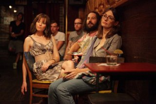 Elizabeth Banks, Paul Rudd ed Emily Mortimer in Our idiot Brother