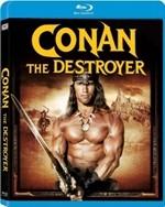 La Copertina Di Conan Il Distruttore Blu Ray 212407