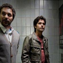 Adrian Grenier e Rhys Coiro in una scena dell'episodio Whiz Kid dell'ottava stagione di Entourage