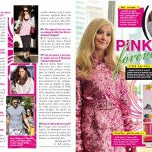 Ashley Tisdale sulle pagine del magazine DYou per presentare il film Sharpay's Fabulous Adventure
