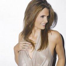 Castle: Stana Katic in una foto promozionale della stagione 4 della serie