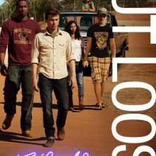 Character poster 1 per il remake di Footloose