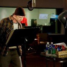 Jamie Kennedy e Kevin Dillon in una scena dell'episodio Motherfucker dell'ottava stagione di Entourage