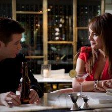 Kevin Connolly e Melinda Clarke in una scena dell'episodio Motherfucker dell'ottava stagione di Entourage