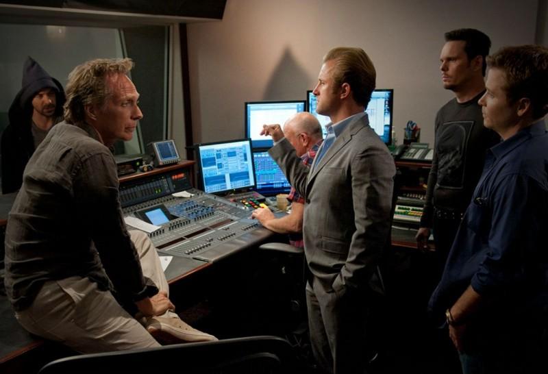 Kevin Connolly Kevin Dillon Scott Caan Rhys Coiro E William Fichtner In Una Scena Dell Episodio One  212502