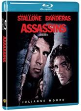 La Copertina Di Assassins Blu Ray 212524
