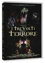 La Copertina Di I Tre Volti Del Terrore Dvd 212510