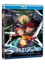 La Copertina Di Spriggan Blu Ray 212520