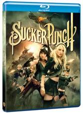 La Copertina Di Sucker Punch Blu Ray 212523