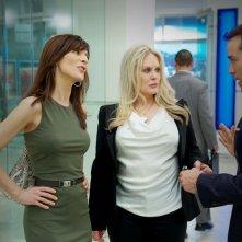 Perrey Reeves, Beverly D'Angelo e Jeremy Piven in una scena dell'episodio Motherfucker dell'ottava stagione di Entourage