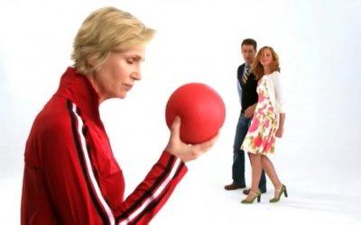 """Promo """"Dodgeball"""" - Glee, stagione 3"""