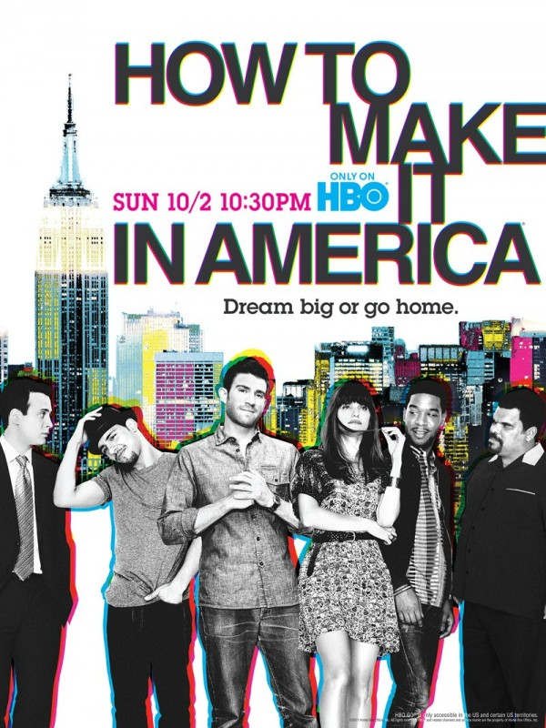 Un Poster Della Stagione 2 Di How To Make It In America 212482